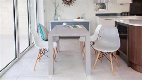 Grey Gloss Dining Tables Dining Room Ideas
