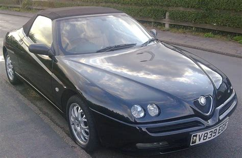 Alfa Romeo Spider 2.0 Twin Spark. Photos And Comments. Www
