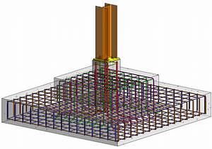 Stepped Reinforced Concrete Foundations In Revit  U2013 Shannon