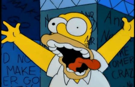 gif find on giphy screaming homer gif find on giphy Homer