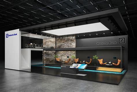 home design builder deutsche bank exhibition stand gm stand design