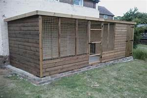 outdoor how to build a dog kennel dog fence diy chain With how to build a dog kennel