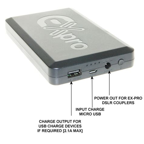 ex pro sony the move 16000mah rechargeable battery power system replacing battery grip np