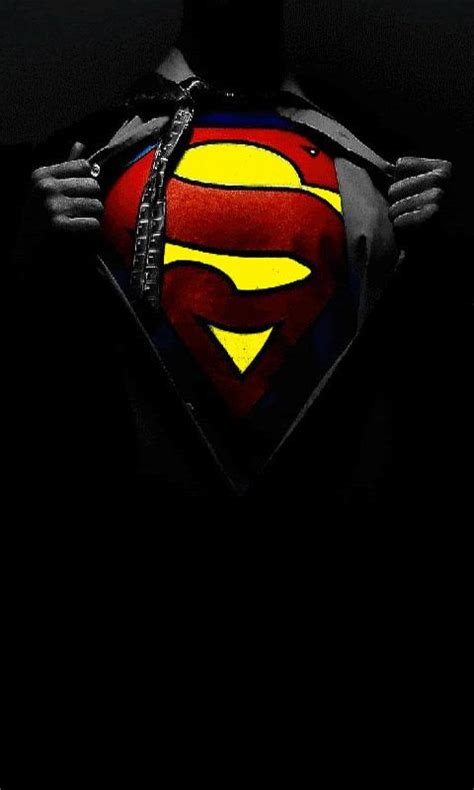 Superman Animated Wallpaper - superman logo live wallpaper gallery