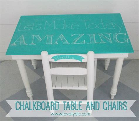 10 ways to use chalkboard paint