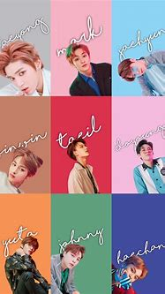 NCT Touch Wallpapers - Wallpaper Cave