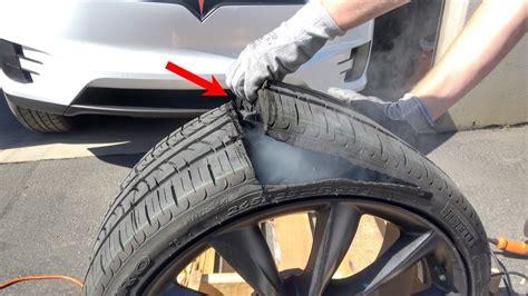 What's Inside A Tesla Tire?