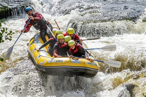 Rafting White Water   Gift Experience   Gift Voucher ...