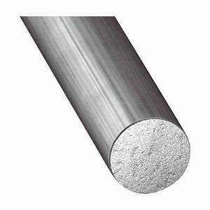 Tube Acier Rond : rond acier tir verni 12 mm 1 m castorama ~ Melissatoandfro.com Idées de Décoration