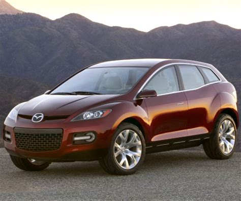 mazda cx 7 will the mazda cx 7 2017 to be finally released