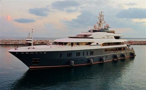 Yacht Queen K by Archimedes Luxury Yacht Charter Superyacht News
