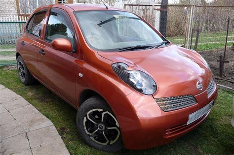 Nissan March Photo by Nissan March 2002 Reviews Prices Ratings With Various