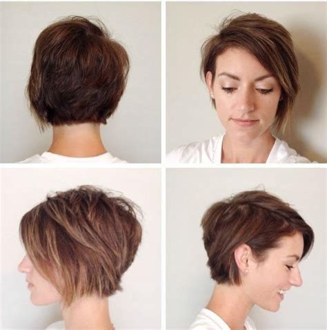 Growing Out Pixie Hairstyles by 2019 Popular Hairstyles For Growing Out A Pixie Cut