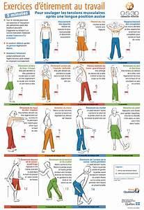 Simples Exercices Pour Un Meilleur Tonus Au Bureau