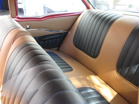 Upholstery On Cars by Auto Upholstery Repair Classic Car Restoration Shop