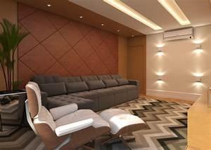 Projeto de Decoração de Ambientes Interiores de Casa Alto