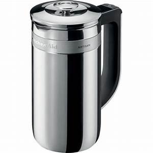 Machine À Café À Piston : cafeti re piston artisan 5kcm0512 site officiel kitchenaid ~ Melissatoandfro.com Idées de Décoration