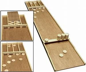 Klassische Brettspiele Aus Holz : sjoelbak familien das original shuffleboard spiel aus holland klassische spiele ~ Markanthonyermac.com Haus und Dekorationen