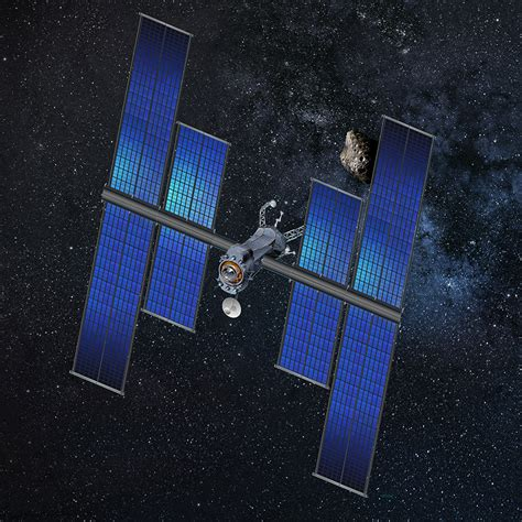 Roll Out Solar Array Technology: Benefits For NASA ...