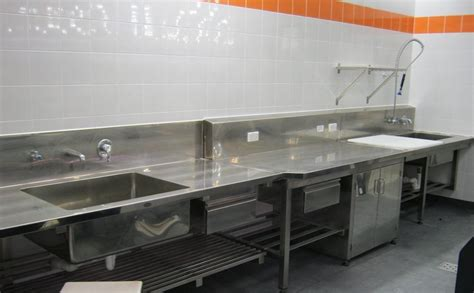 stainless steel benchtops classic stainless steel