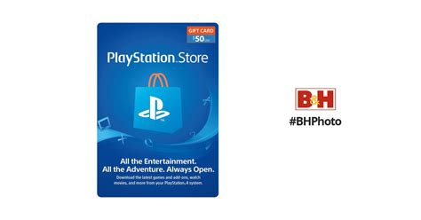Read more at gift card fraud preventionsony playstation store $50 currency card (email delivery). Sony PlayStation Store $50 Gift Card 3002265 B&H Photo Video