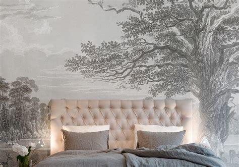 tendance papier peint chambre 25 superbes papiers peints pour la chambre décoration