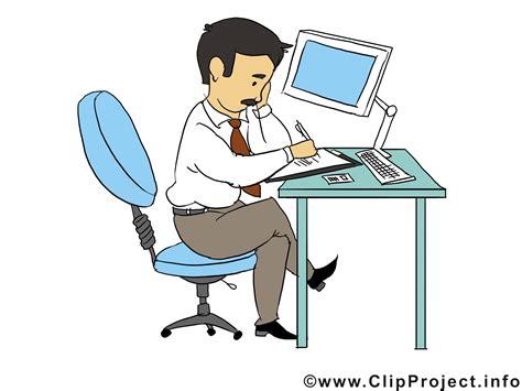 travail de bureau travail image bureau images cliparts bureau dessin