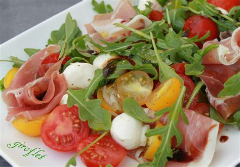 cuisine à l italienne salade italienne la cuisine de giroflet