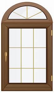 Transparent Brown Window PNG Clip Art - Best WEB Clipart