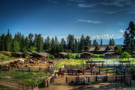 Rocky Mountain Adventure BC - Three Bars Ranch