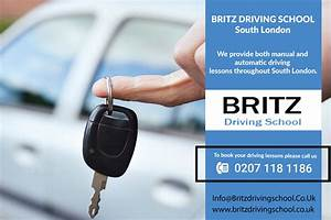 Britz  Driving School Offers Both Manual And Automatic