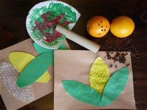 preschool harvest crafts 69 best corn theme images on thanksgiving 324