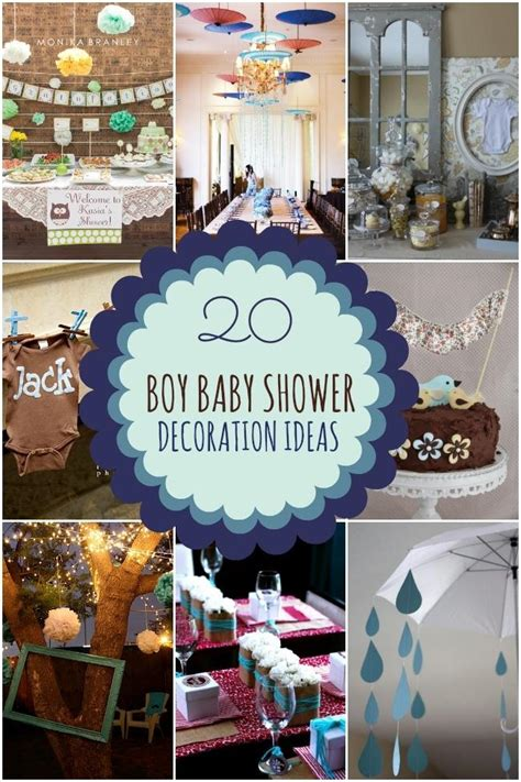 Celebration Decorations by 20 Boy Baby Shower Decoration Ideas Spaceships And Laser