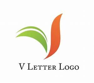 Vector alphabet v letter logo inspiration download ...