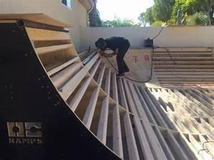 Skateboard Bowl Ramp - OC Ramps