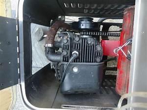 1950 Cushman 60 Series Step Thru Pacemaker Scooter 8hp Electric Start