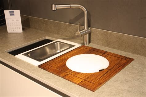 kitchen sink parts and accessories new kitchen sink styles showcased at eurocucina