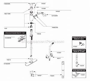 Moen Ca87316srs Parts List And Diagram   Ereplacementparts Com