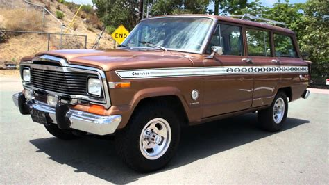 1979 jeep cherokee chief 1979 jeep cherokee information and photos momentcar