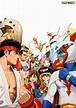 Image - Character Poster 03.jpg - Tatsunoko vs Capcom Wiki