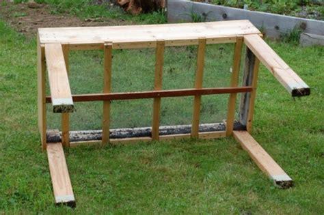 raised garden beds on legs