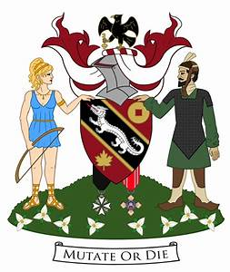 Derwin Mak coat of arms