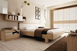 Smart Home Einrichten : schlafzimmerwand gestalten 40 wundersch ne vorschl ge ~ Frokenaadalensverden.com Haus und Dekorationen