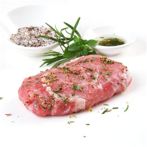 Veal Rib Steak