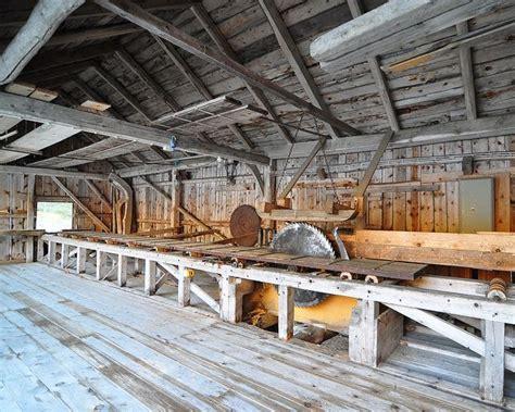 sawmill lumber mill wood mill bandsaw mill