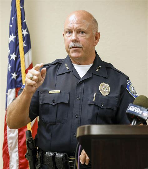 Bartow Police Chief Joe Hall abruptly resigns after ...