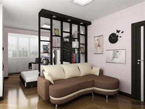 ideen schlafzimmer in stube wohnzimmer schlafbereich abgrenzen regal b 252 cher fotos