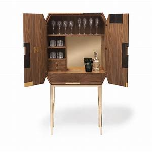 Manhattan Drinks Cabinet – Amy Somerville London