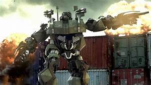 Transformers 4 - Rise Of Heavy Tread  Making Of