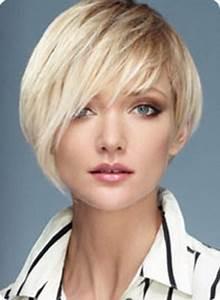 Coiffure Blonde Courte : coupe courte femme blonde ~ Melissatoandfro.com Idées de Décoration
